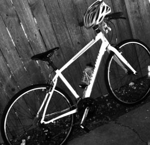 TOWANDA!!!!! My NEW bike!